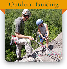 Outdoor Guiding
